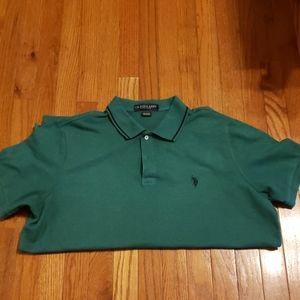 Men's green polo shirt 👕